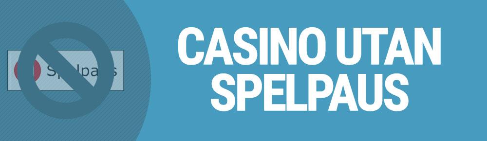 casino utan spelpaus & bankid
